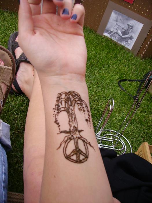 Ankle Peace Sign Tattoo Designs Extreme Free Download Tattoo