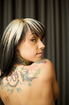 Stylish Peace Tattoos NSFW