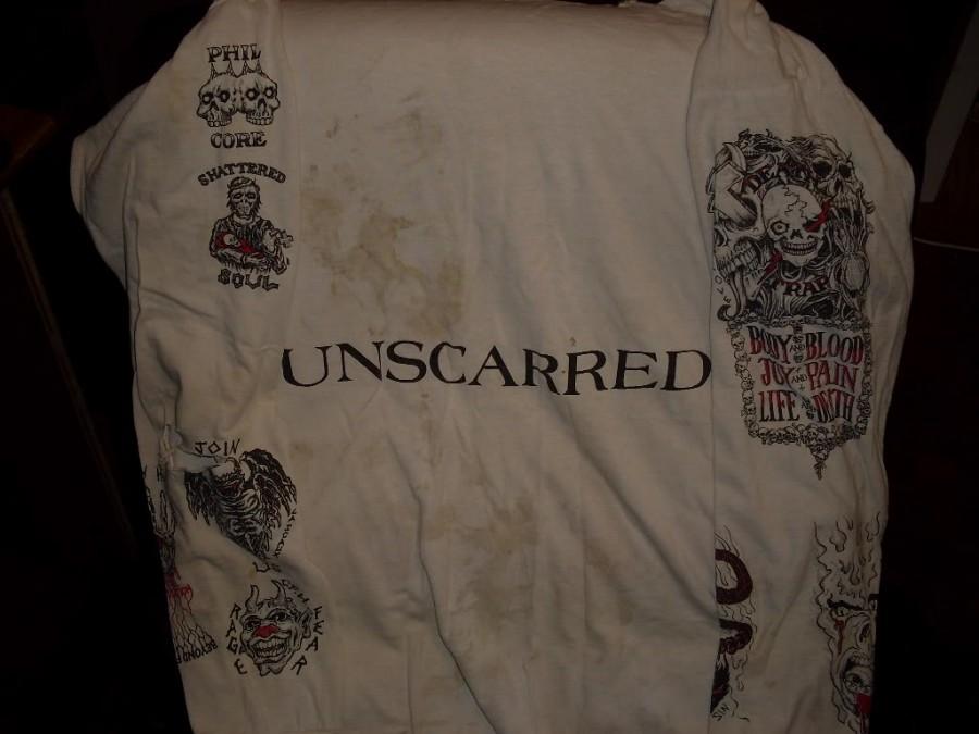 Music Shirtsconcert Shirts Phil Anselmo Pantera Tattoo Shirt