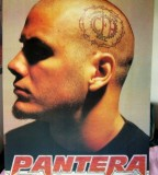 Phil Anselmo Cfh Tattoo Head Poster Pantera Htf