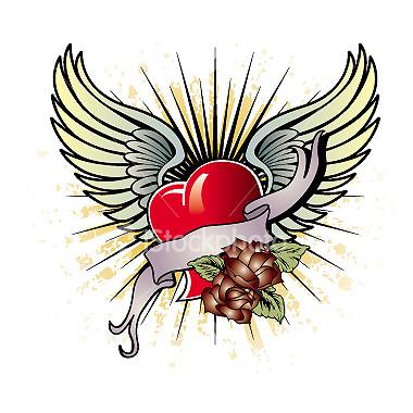 Custom and Classic Heart Tattoo Designs