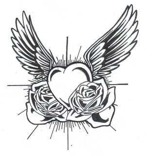 Heart Tattoo Las Vegas Tattoo Flash Images