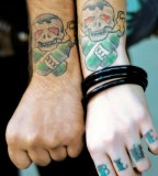 Funny Tattoos For Couples