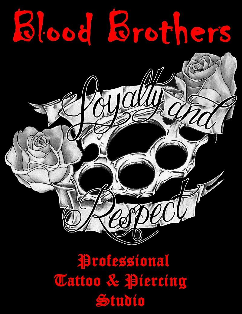 Blood Brothers Professional Tattoo And Piercing Studio Tattoo Studio