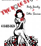 Hole Story Tattoo And Piercing Shop Quickie Ad By Ghostgrafix On