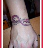 Pink Ribbon Tattoos Ideas