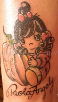 Deviantart Like Precious Moments Tattoo
