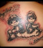 Precious Moments Tattoo Picture