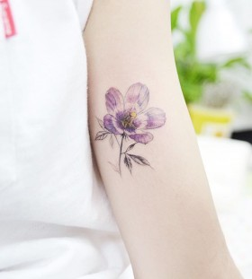 purple-gentian-tattoo-by-tattooist_banul
