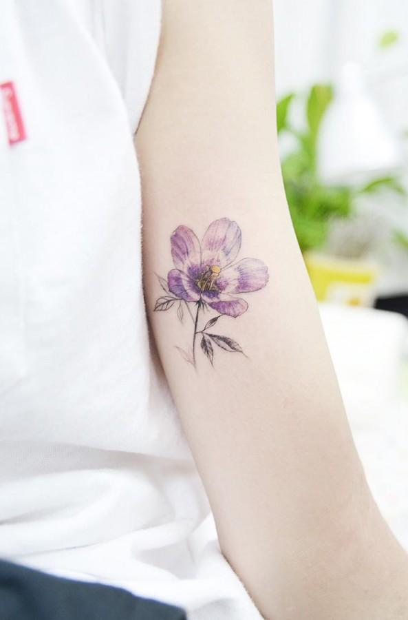 purple-gentian-tattoo-by-tattooist_banul