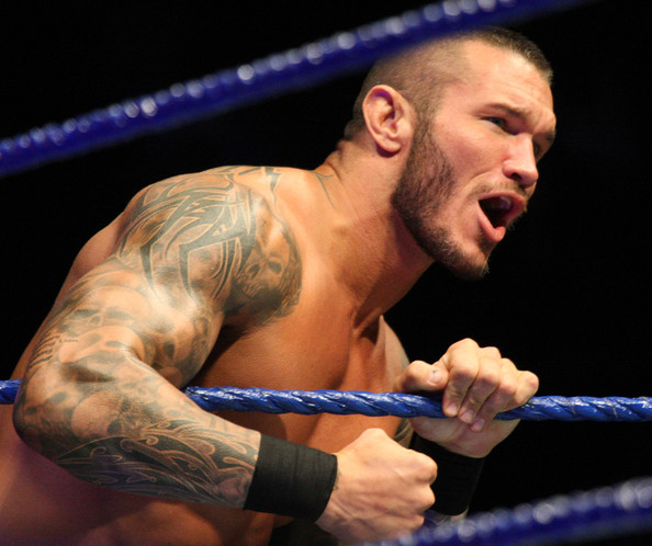 Randy Orton Sleeve Tattoo Inspirations