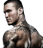 Randy Orton Tattoos Sleeves Up Close