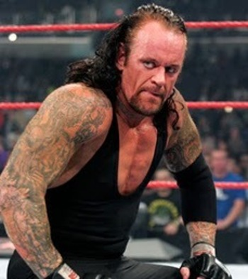 Coolest Tattoos from The Under Taker