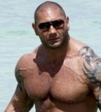 Wwe Superstar Tattoo Design Inspiration from Batista