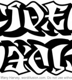 Respect Words Tattoo Design