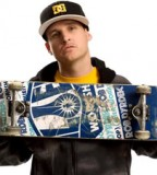 Rob Dyrdek Tattoo and Skateboard Tattoo Design