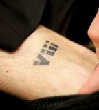 Awesome Roman Numeral Tattoos