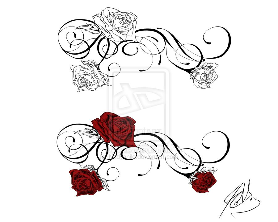 Beautiful Front Shoulder Rose Tattoo Sketch Design By Nadyanilo Deviantart Tattoomagz Tattoo Designs Ink Works Body Arts Gallery,Database Design For Mere Mortals