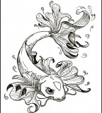 Koi Tattoos Pictures And Images Gallery