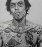 Rambling Forever Of Interest Russian Prison Tattoo Portraits