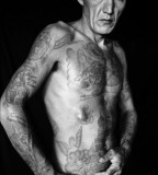 Old Man Russian Mafia Tattoos