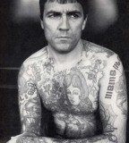 Russia Gangster Tattoo Picture