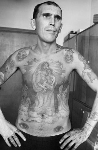 The Russian Criminal Tattoo Archive Free Art London List