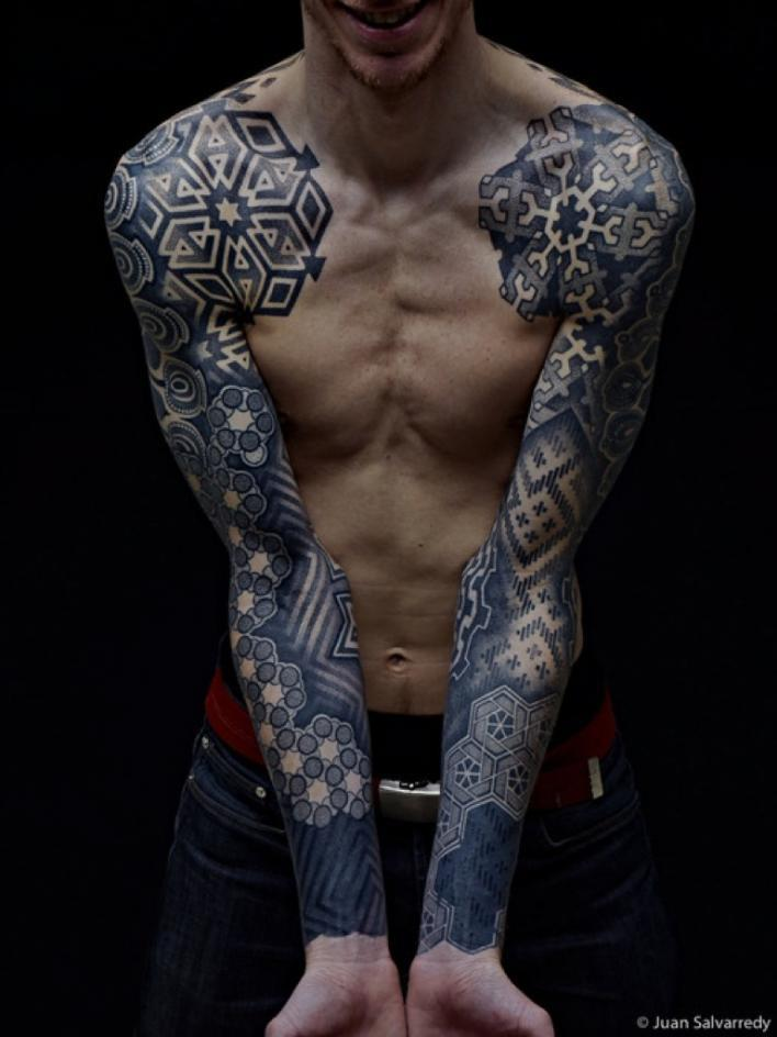 Decoding The Sacred Geometry Tattoo Trend