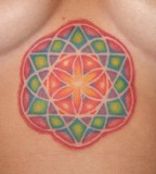 Flower Of Lifesacred Geometry