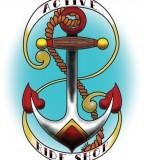 Unique Sailor Anchor Tattoo Design