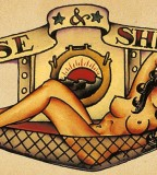 Rise And Shine Tattoo Design (NSFW)