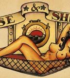 Rise And Shine Tattoo Design (NSFW)