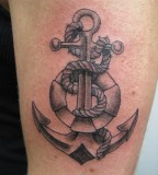 Meaning Anchor Tattoo On Arm