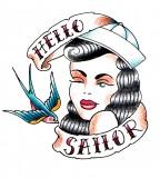 Hello Sailor Tattoo Ideas