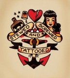 Meaning Sailor Jerry Anchor Tattoo Ideas