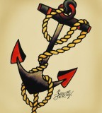 Sailor Tattoo Image - Tattoo For Man / Woman