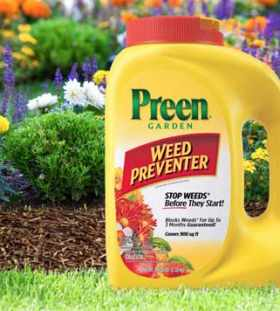 salient features of the preeen weed preventer