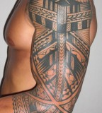 Best Polynesian Maori Samoa 2012 Tattoos Design