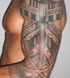 Best Polynesian Maori Samoa 2012 Tattoos Design
