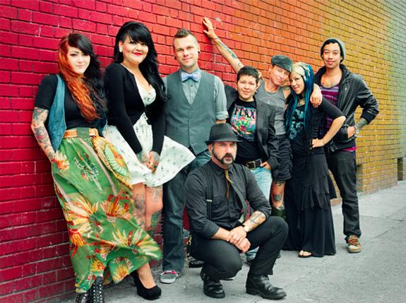 Black and Blue Tattoo Artists – San Francisco Tattoo
