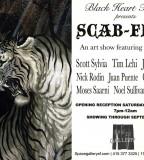 The Blackheart Tattoo Art Show - Tiger Tattoo Design