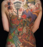 Art of Japanese Tattooing