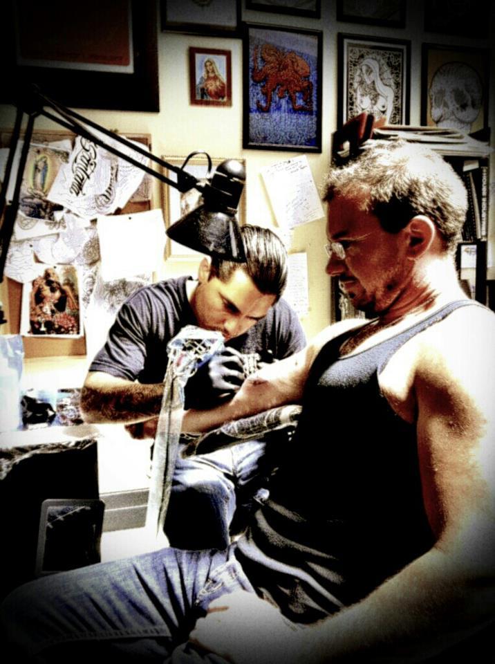 San Francisco Tattoo Artist Victor Trujillo – Tattoo Artists