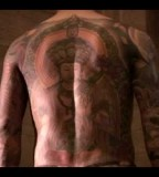 Buddha Full Back to Shoulder and Sleeve Tattoo Designs