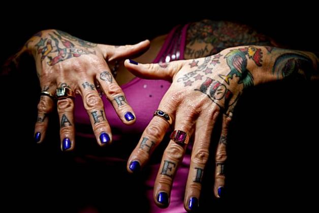 Hands / Wrists / Sleeve Tattoo Designs – Tattoo Designs for Women