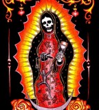 Santa Muerte Pics Tattoo Idea
