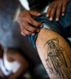 Tattoo Art Death Tattoos Portrayals Of The Santa Muerte [NFSW]