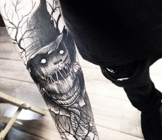 scarecrow-halloween-tattoo-by-fredao-oliveira