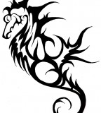Tattoo of Seahorse Ideas