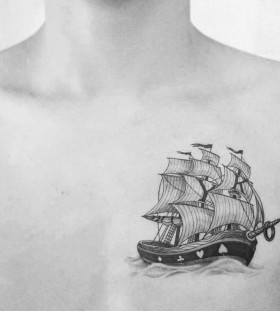 ship-chest-tattoo-by-liningtattoo